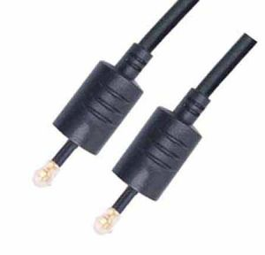 Toslink to Toslink Cable Audio Optical Fiber Cable pictures & photos