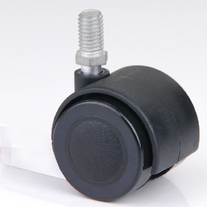 Wear Resistance of Black Nylon Light Duty Caster pictures & photos