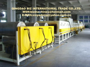 Air Conditionor Foam Insulating Pipe Producing Line