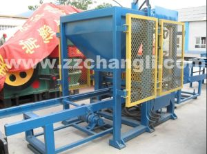 High Efficiency Brick Machine (QT4-15) pictures & photos
