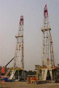 Drilling Rig (Zj40/2250)