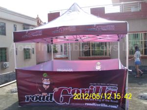 Promotion Exhibition Folding Tent