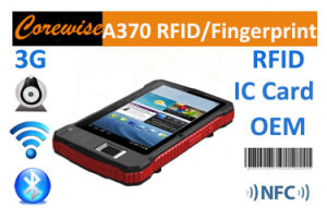Handheld Android Tablet PC with Qr RFID and Fingerprint pictures & photos