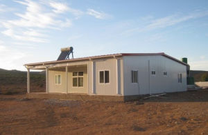 2014 China Prefabricated Sandwich Panel House Houses Prefabricated Homes pictures & photos