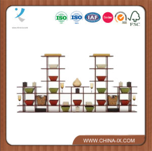10′ Wide 2-Tier Gift Store Display Stand pictures & photos