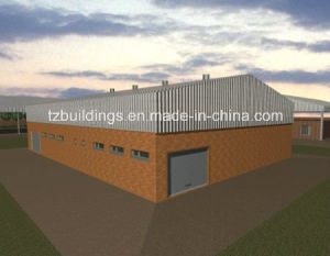Steel Framed Storage Building Warehouse pictures & photos
