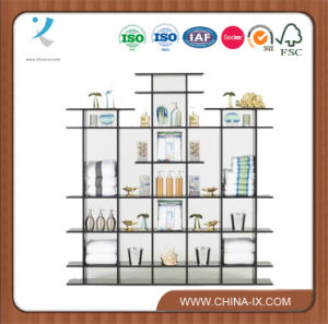 6′ Wide 2-Tier Display Shelf for Retails pictures & photos