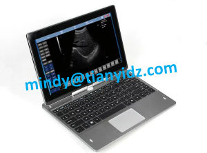 "Hot Sale 12"" Ultrathin Notebook Ultrasound Scanner pictures & photos"