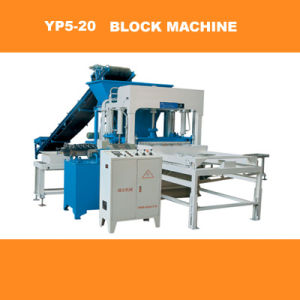 Hollow Block Machine - YP5-20