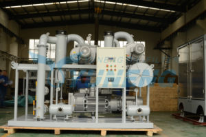 Online Oil Purification System for Dehydration pictures & photos