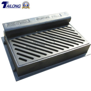 Casting Part-Cast Iron Inlet Grating