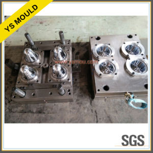 4 Cavities Diameter 120mm, 100gram Hot Runner Wide Mouth Pet Preform Mould pictures & photos