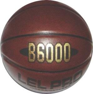 Basketball, Size 7, Leather Laminated Cover (B02102) pictures & photos