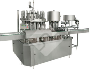 Rotary Type Oil Filling Capping Machine pictures & photos