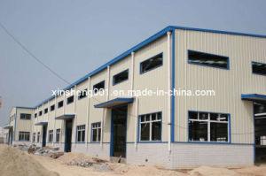 Steel Structure Building --Workshop
