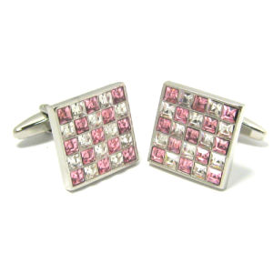 Men′s High Quality Metal Cufflinks (H44) pictures & photos