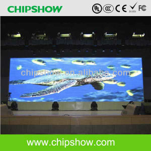 Chipshow Professional P4 Indoor Full Color LED Screen pictures & photos