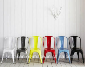 Stackable Metal Tolix Chair for Restaurant or Cafe (DS-M81) pictures & photos