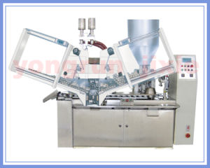 Soft Aluminium Tube Filling and Sealing Machine (GZ02) pictures & photos
