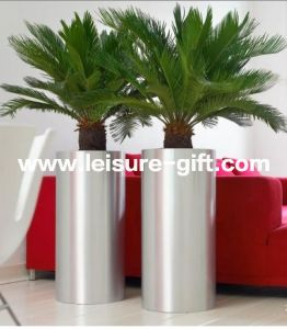 Fo-9005 Stainless Steel Planter Pots Garden Decoration pictures & photos