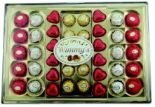 40 Pieces Assorted Big Gift Box Chocolate (S40A1)