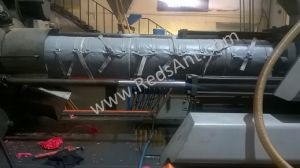 Energy Saving Injection Molding Machine with Aerogel Insulation Jackets pictures & photos