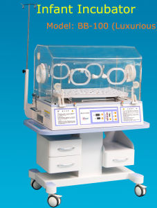 Baby Care Bb-100 Baby Incubator Infant Incubator (Luxurious) pictures & photos