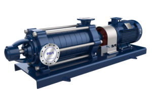 Electrical Multistage Water Pump with CE Certificates pictures & photos