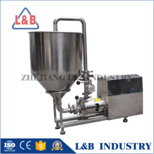 Stainless Steel Sanitary Mayonnaise Emulsifying System pictures & photos