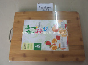Kitchen Nature Recycling Bamboo Chopping Board (QW-CH41) pictures & photos
