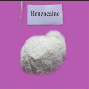 Pharmaceutical Anesthetic Raw Powders Benzocaine with Legit Factory Supply pictures & photos