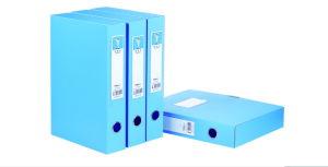 Document Case/A4 Plastic Document Case pictures & photos