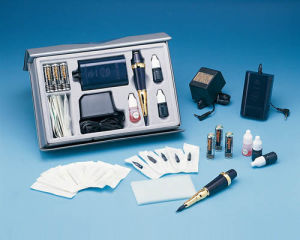 Permanent Make-up Kit, Tattoo Machines (G-9430-12) pictures & photos
