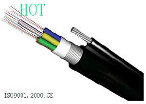 Single Model Drop Optical Fiber Cable