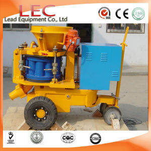 Lz-9 Tunnel Building Used Large Size Shotcrete Machine for Sale pictures & photos