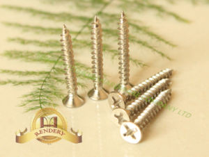 DIN7982 Phillips Drive Countersunk Head Self Tapping Screw pictures & photos