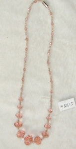 Crystal Necklace (B1625-B1630)
