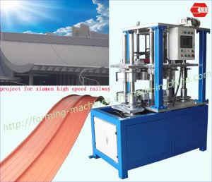 Automatic Adjustment Standing Seam Roof Curving Machine pictures & photos