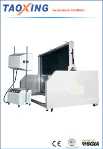 Huge Vertical Vacuum Silk Screen Exposure Machine