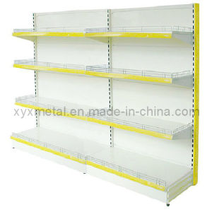 Cold Rolled Steel Beautiful Color Best Selling Supermarket Shelf pictures & photos