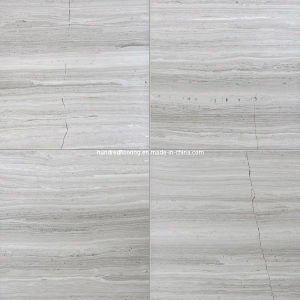 Haisa Light Marble Tile Chinese Gray Marble pictures & photos
