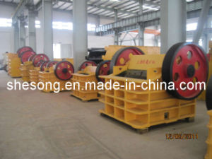 China Professional Design Jaw Crusher pictures & photos