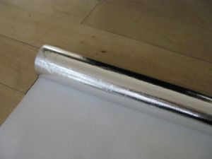 Aluminum Foil Fireproof Cotton Fabric pictures & photos