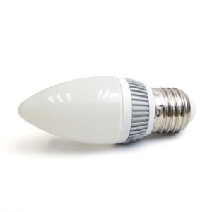 LED SMD Candle Light (HO-E27-CLH37-SMD30WW)