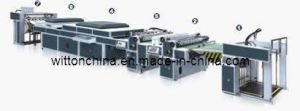 SDSG-1200C Automatic UV Coating Machine (Two Coater)