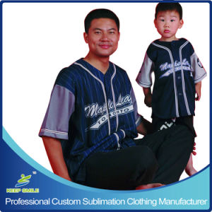 Custom Made and Sublimation Sports Clothing Baseball Jerseys pictures & photos