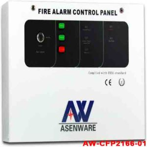 2 Zone Conventional Fire Alarm Panel with GSM Module FM200 pictures & photos
