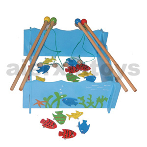 Wooden Fishing Game (80194) pictures & photos