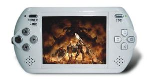 "2.8"" Game MP4 Player (PMP M2801)"