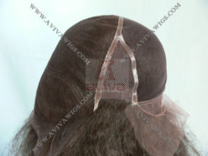 Human Hair Full Lace Wig (AV-W014) pictures & photos